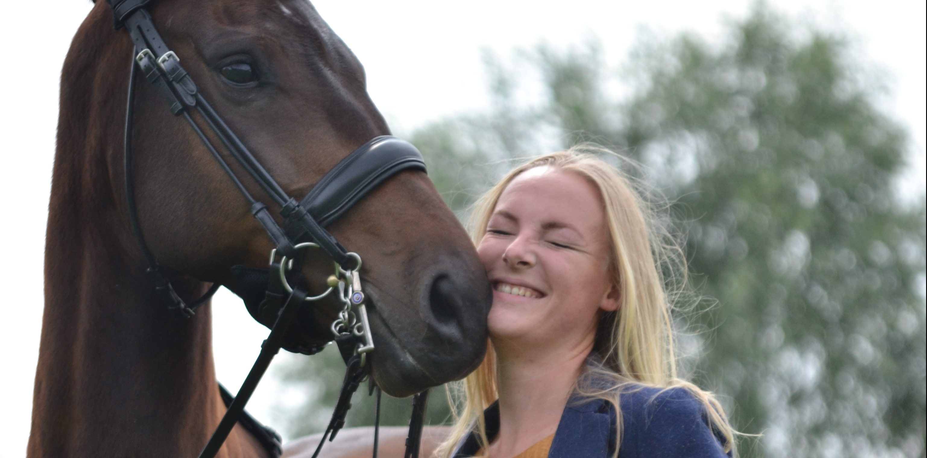 Zo doorbreek je de vicieuze cirkel van de spanning tussen jou en je paard.