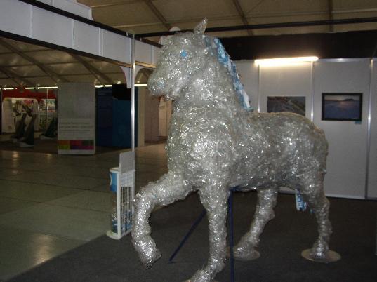 Kan ik mijn paard niet gewoon verpakken in bubbeltjesplastic?